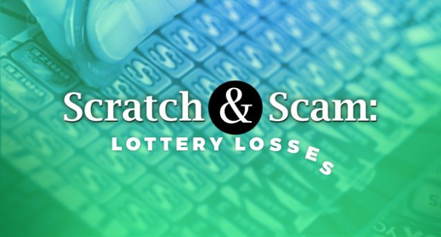 Scratch & Scam: Lottery Losses Article by SDCCPA